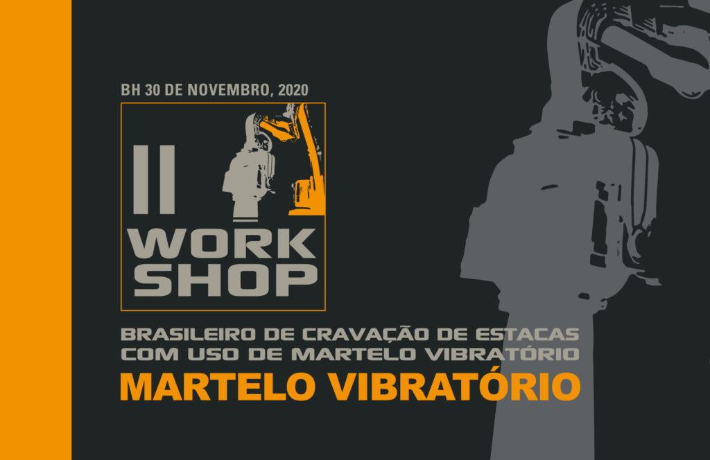 Workshop Martelo Vibratório
